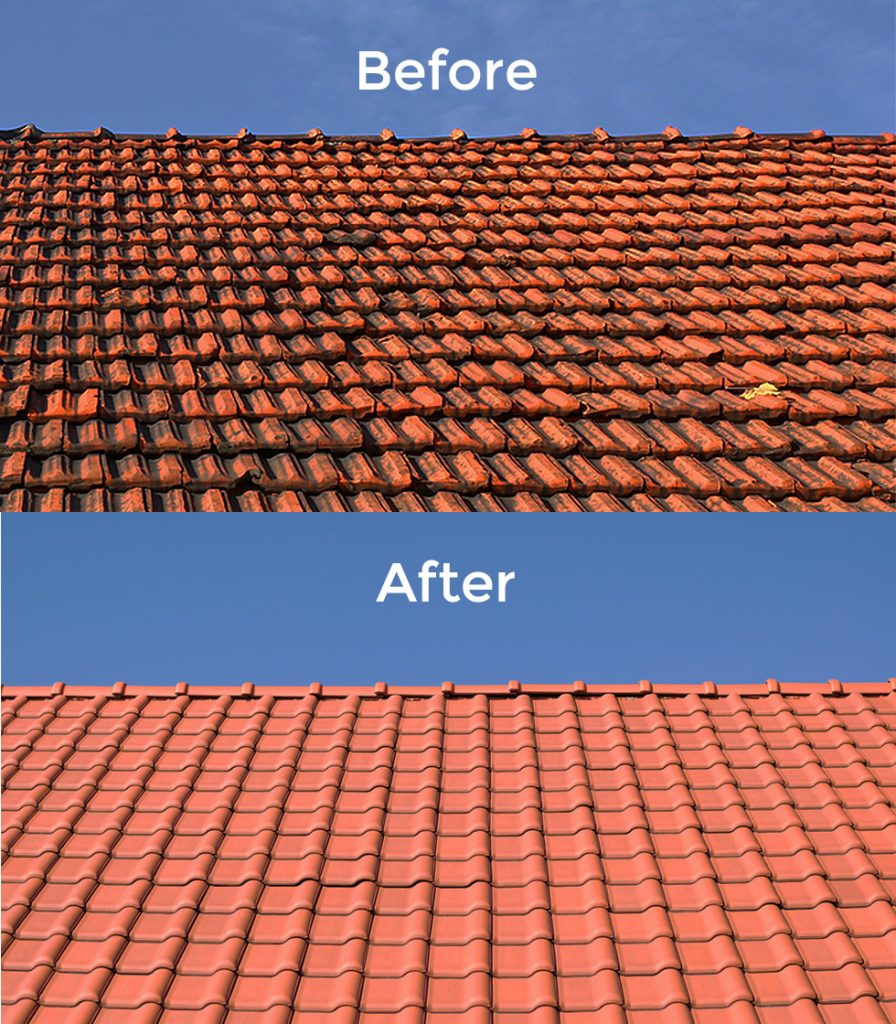 Before and After Photos of Roofing Vancouver BC in Greater Vancouver area: Burnaby, Richmond, North Vancouver, Coquitlam, New Westminister, Surrey